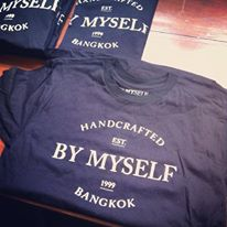 By Myself HandcraftedのTシャツ